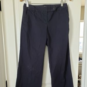 J Crew navy chino pants size 2R